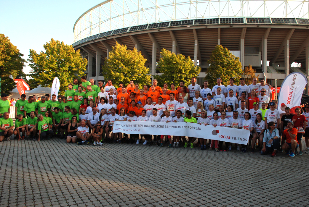 Business Run 2017 - Wir waren dabei!